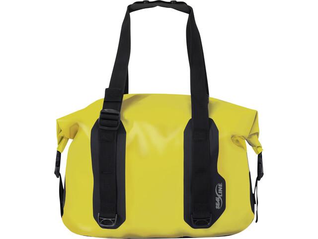 SealLine WideMouth Duffelilaukku 25l, yellow